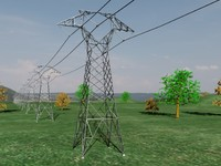 Powerline Pylon #1